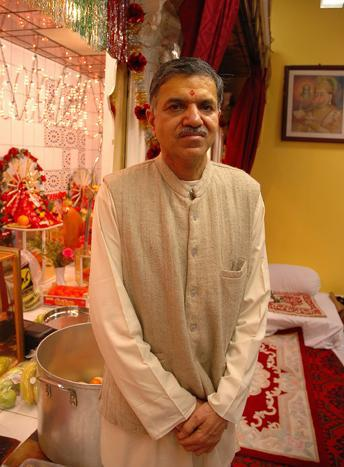 Photograph of Hindu Man